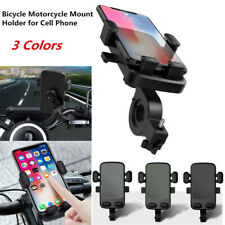 Universal Motorcycle Bicycle Cell Phone Stand Mount for iPhone Samsung Bracket