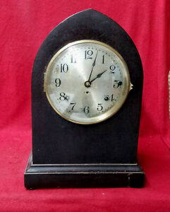 Circa 1900 Seth Thomas Westminister Sonora Chime Bee Hive Mantle Clock