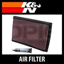 K&N High Flow Replacement Air Filter 33-2176 - K and N Original Performance Part
