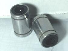 (2PC) LM8UU Linear Bearing 8mm*15mm*24mm 3D Printer Linear Bearing Rep Rap