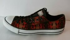 Converse Size 11 Red Brown Sneakers New Mens Shoes