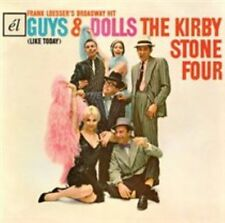KIRBY STONE FOUR - GUYS & DOLLS (LIKE TODAY) NEW CD