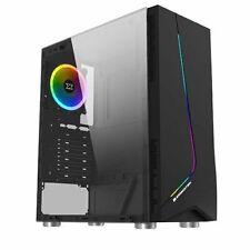 Xigmatek Eros RGB Mid Tower Gaming Case