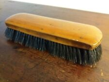 Collectable Vintage Wooden Clothes Brush marked 'Lyr'
