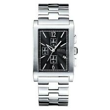 Orologio Hugo Boss Uomo Cronografo bracciale acciaio Chronograph watch 1512086