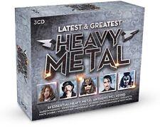 Heavy Metal-Latest - 3 DISC SET - Heavy Metal-Latest (2014, CD NEUF)