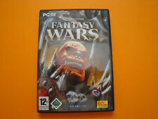Fantasy Wars (PC, 2007, DVD-Box)