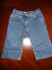 Old Navy  Baby Girl Blue Flare Soft Denim Jeans sz 6-12mn