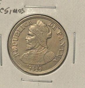 Panama  1929  2 1/2 centesimo  KM 8 Choice BU