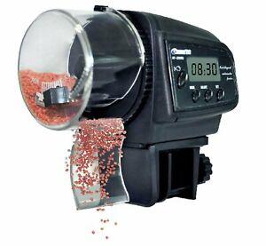 Automatic Auto Aquarium Fish Food Feeder Feeding Timer For Fish Tank Dispenser