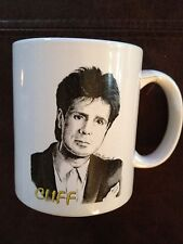 CLIFF RICHARD CERAMIC MUG B/W