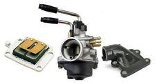 Carburateur 17.5 + pipe + clapet Booster BWS Slider Spy Zuma Next Spirit Stunt