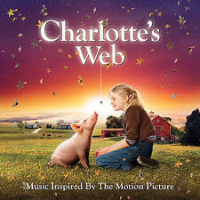 Charlotte's Web - Music Inspired By The Film CD Amy Grant Point of Grace NEW