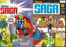 Comics Français  Lug - Semic  Ombrax-Saga N° 246