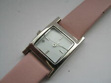 Vintage Ladies Avon Quartz Analogue Wrist Watch Stainless Steel