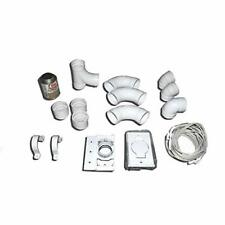 Fit All Residential Central Vacuum Cleaner One Inlet Kit # 06-0685-02