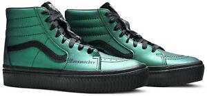 Vans Men's X Harry Potter Morsmordre Dark Arts SK8-Hi Platform RB Shoes