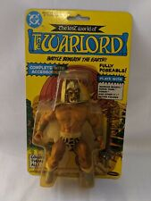 1982 Remco DC Warlord Figure Moc Carded Sealed Rare