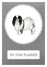 Japanese Chin Dog Show Judging Planner by Curiosity Crafts 2019-2024