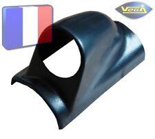 """► Support Vertical Montant Pare-Brise Noir 1 Manomètre 52 mm 2"""" ◄"""