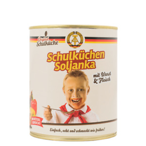 Original Schulküche - Schulküchen Soljanka 800 g (4,24 €/kg)