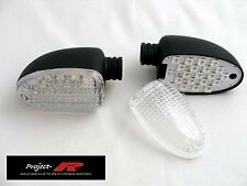 BMW R 1100 S K 1200 RS GT LED INDICATORS WITH CLEAR LENSES