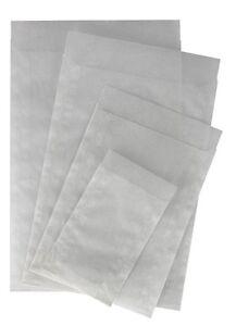 Lindner Pergamin-Tüten im 500er Pack in verschiedenen Größen erhältlich