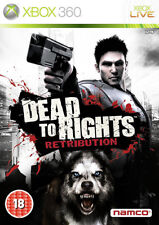 Dead to Rights ~ XBox 360 (in Good Condition)