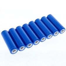 8 pc x 3.2V LiFePO4 Lithium AA Size Rechargeable Battery 14500 1000mAh cell pack