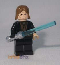 Lego Anakin Skywalker from Sets 7283 + 7256 Jedi Starfighter Star Wars NEW sw120