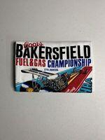NHRA Coors 1985 Bakersfield Fuel & Gas Championship T-Shirt - CHILD MEDIUM