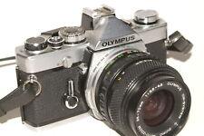 Olympus OM 1  camera