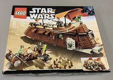 LEGO Star Wars 6210 Jabba's Sail Barge, New In Open Box