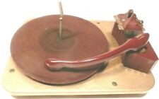 vintage 78 RPM AUTOMATIC TURNTABLE  from a ZENITH 6R880 TABLETOP -- untested