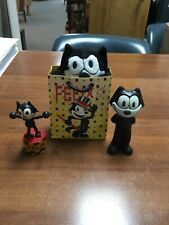 3 Felix the Cat Collectable Items as a Gift Set