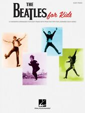 The Beatles for Kids Sheet Music Easy Piano Book NEW 000236168
