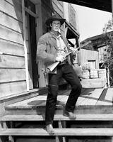 8x10 Print Clint Walker Cheyenne 1956 #ABCW