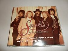 Cd  If You Think You Know How To Love Me von Smokie  Single