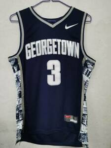 Jersey of Allen Iverson #3 Georgetown University Basketball Team  - All Sizes