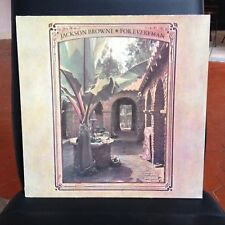 33 TOURS / LP ALBUM--JACKSON BROWNE--FOR EVERYMAN--1973