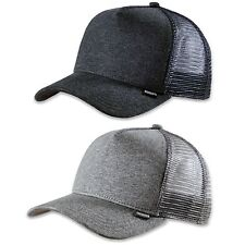 DJINNS Cut & Sew Trucker Cap Mütze Kappe Meshcap Basecap Neu Cappy Grau Caps Hat
