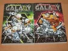 Sammlung 2 LTB GALAXY Band 2 und 3 aus 2018 ungelesen!