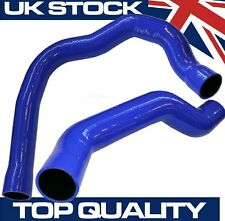 Alfa Romeo 147 156 1.9 JTD Top and Bottom Turbo Intercooler Silicone Hoses - BL