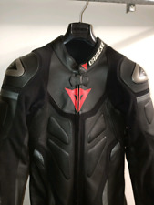 NEW Dainese Avro Leather Race Suit Size 48