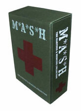 MASH Martinis & Medicine Collection All 11 Season DVD Set Complete Series TV Box