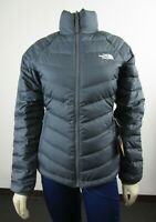 Womens The North Face TNF Flare Full Zip 550-Down Winter Packable Jacket Vanadis