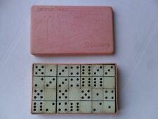Vintage Original Soviet USSR Board Game DOMINOES Dnevropetrovsk 1970s