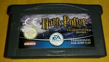 HARRY POTTER AND THE PHILOSOPHER'S STONE & Game Boy Advance Gioco Game Gameboy
