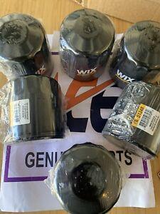 Wix Engine Oil Filter 51348MP .    6 PACK  Bulk Pack