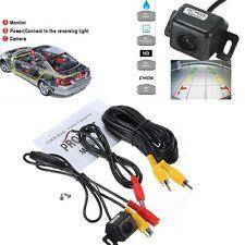 170º NTSC Car Rear View Reverse Backup Parking HD Camera Waterproof CMOS - NEW